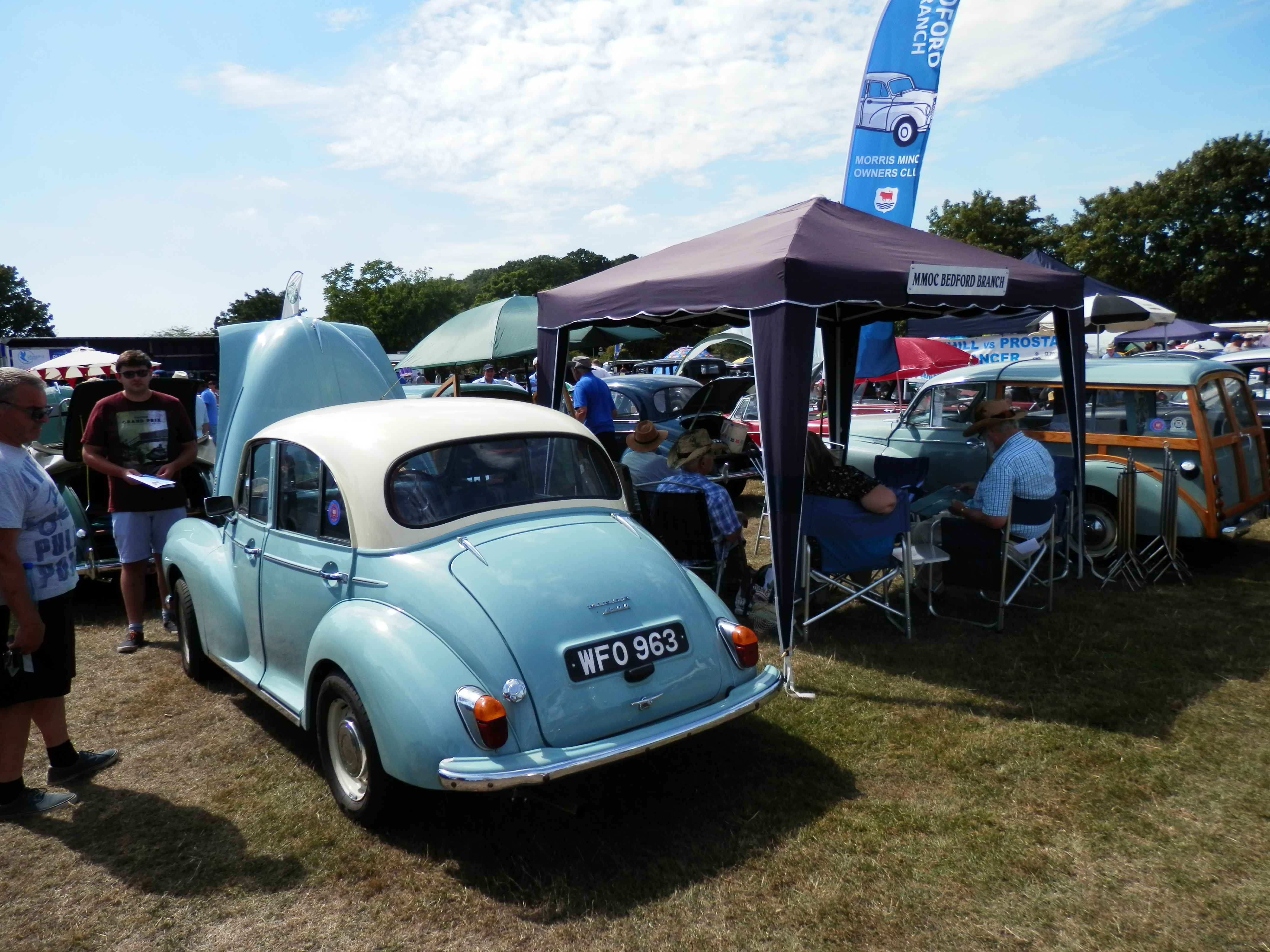 Flitwick Classic Car Show 5th August 2018