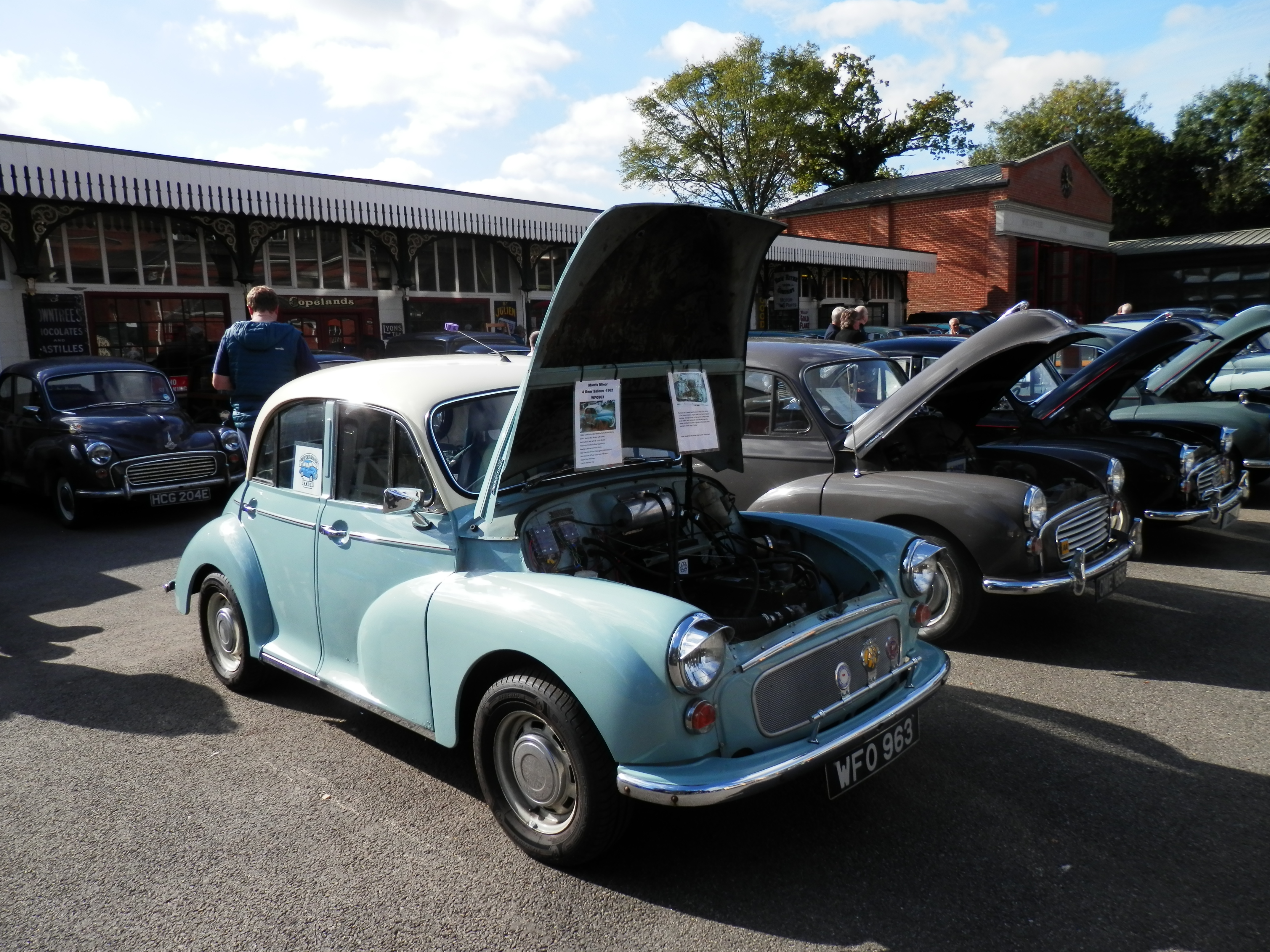Morris Minor Day - 30 September 2018